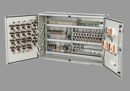 Inside Control box new neatafan ltd ventilation products commerical & industrial ahu control panel wiring diagram at webbmarketing.co