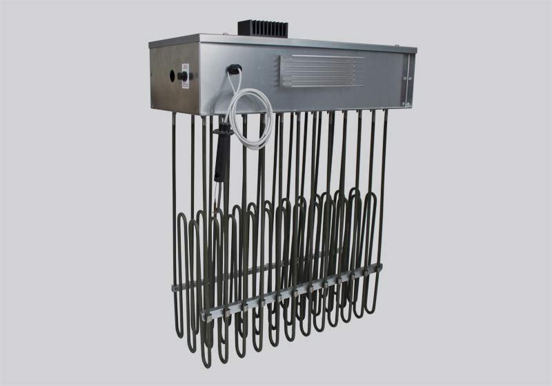 Industrial Duct Heaters : Stab in electric duct heaters neatafan