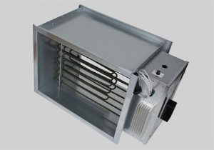 Rectangular Electric Duct Heater