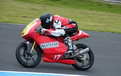 NEATAFAN Racing in UK Motorstar Championship